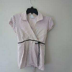 2/$20 Motherhood maternity t-shirt size M